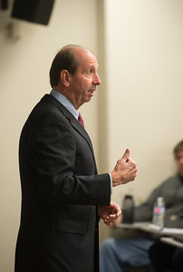 ISU Alum - Dave Brant<br />Former Director of NCIS