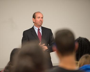ISU Alum Dave Brant<br />Former Director of NCIS