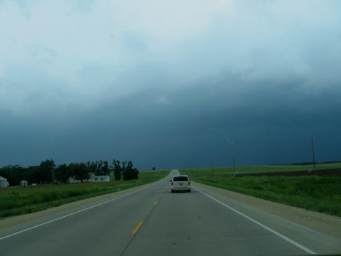 ISU into the storm