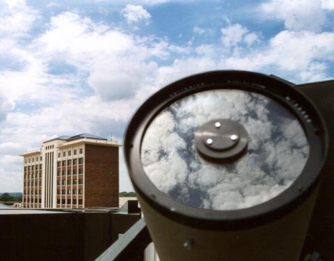 Observatory Reflection
