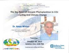 Dr. Winter Presentation