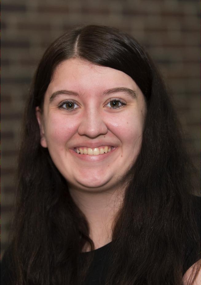Major: Math Education<br>Charlotte Boener Scholar
