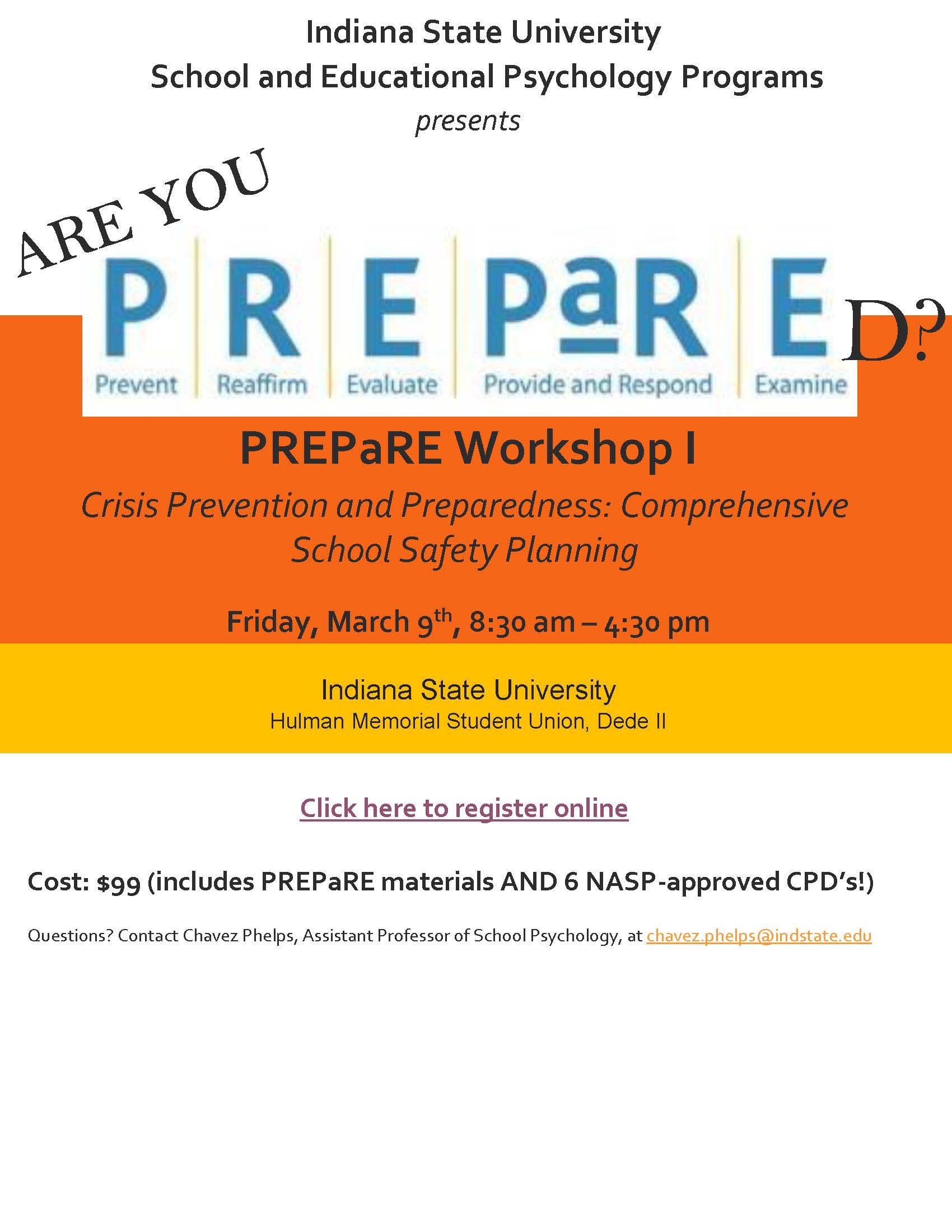 School Counselinggraduate Degree Program Information