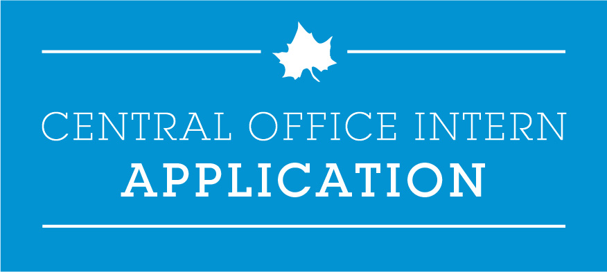 Central Office Internship Application