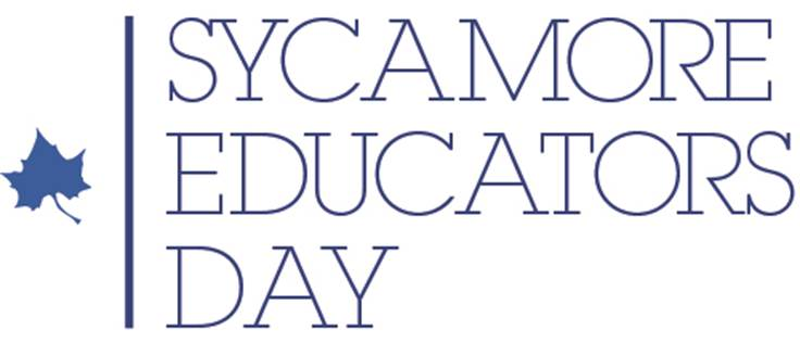 Sycamore Educator Day Logo