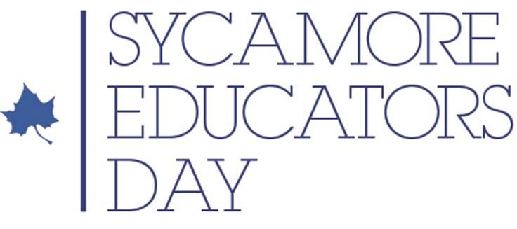 Sycamore Educator Day Logo