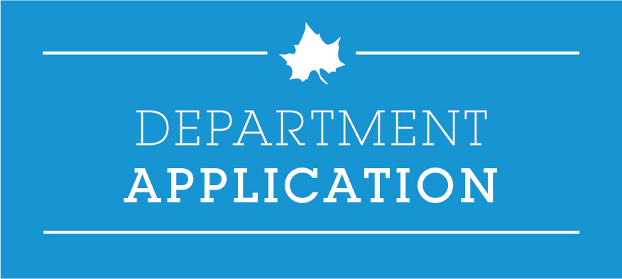 Department Application