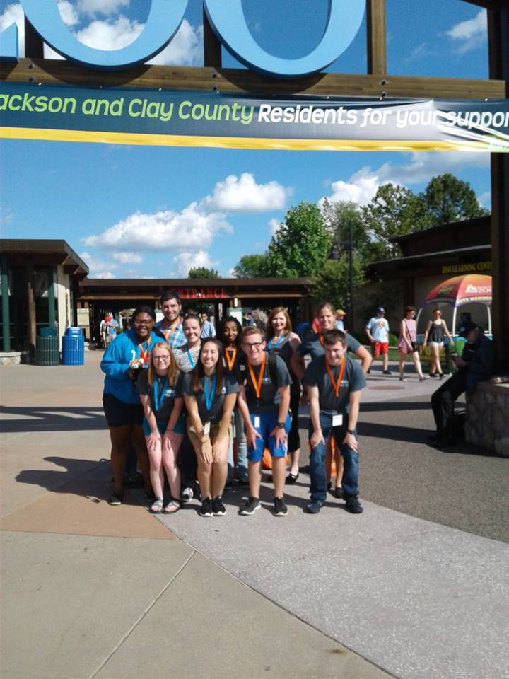 ISEA goes to SOS conference at Kansas City Zoo