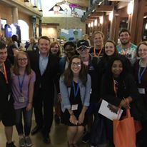 ISEA meets Steve Spangler at SOS Conference