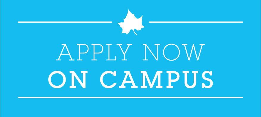 Apply Now On Campus