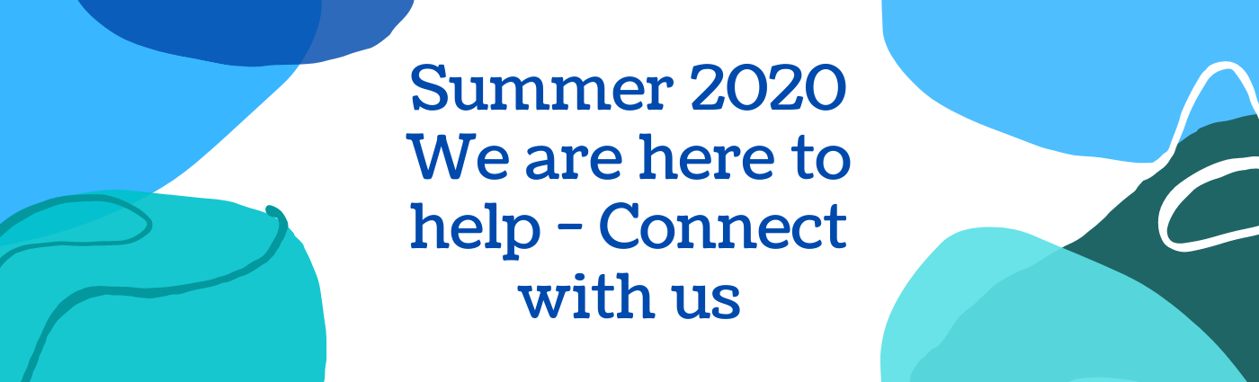 Connect with us this Summer.