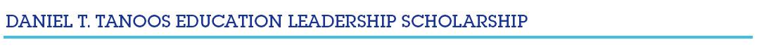 Tanoos Scholarship