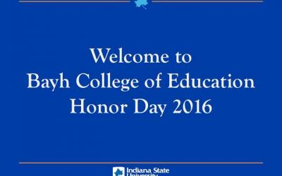 Honor Day 2016
