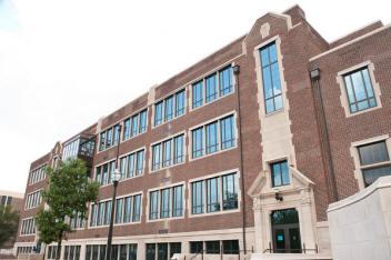 University Hall Outside