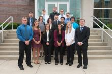 Inaugural Doctor of Physical Therapy Class - Class of 2018