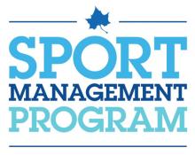 Sport Management Program logo