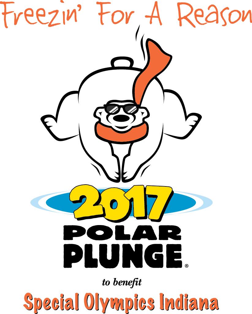 Polar Plunge 2017 Terre Haute Special Olympics Indiana