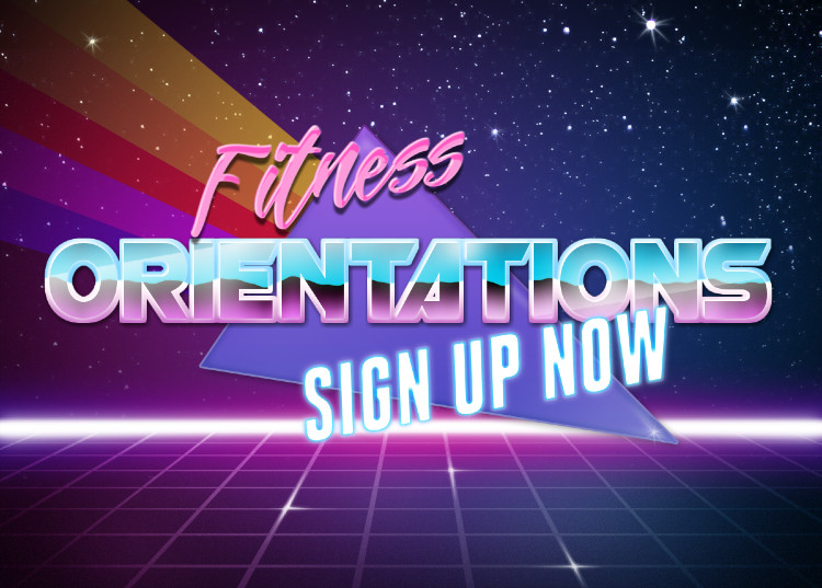 Fitness Orientation Ask and Link