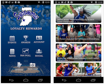 Sycamore Rewards App