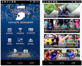 Sycamore Rewards App