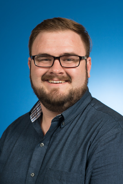 Image of Commuter Services Coordinator, John Gettemeyer.
