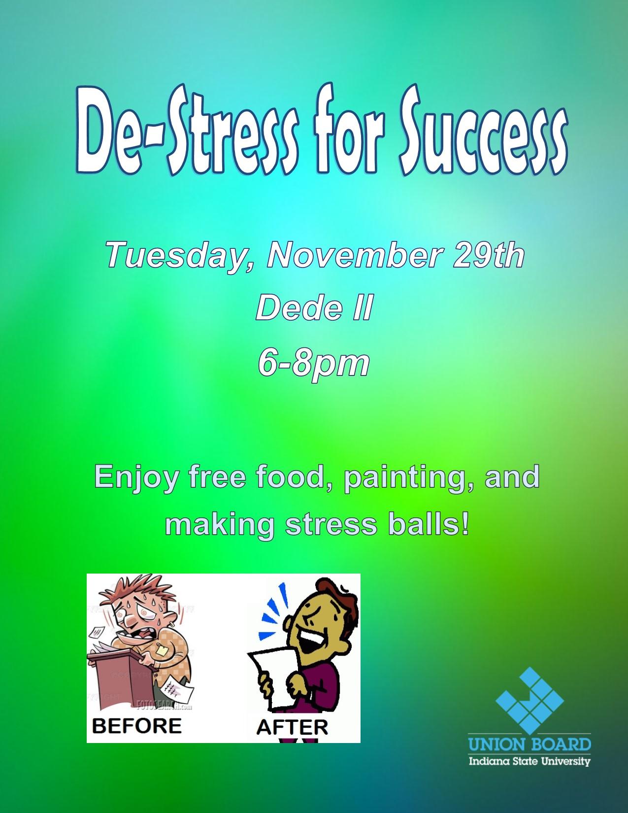 Stress-less flyer