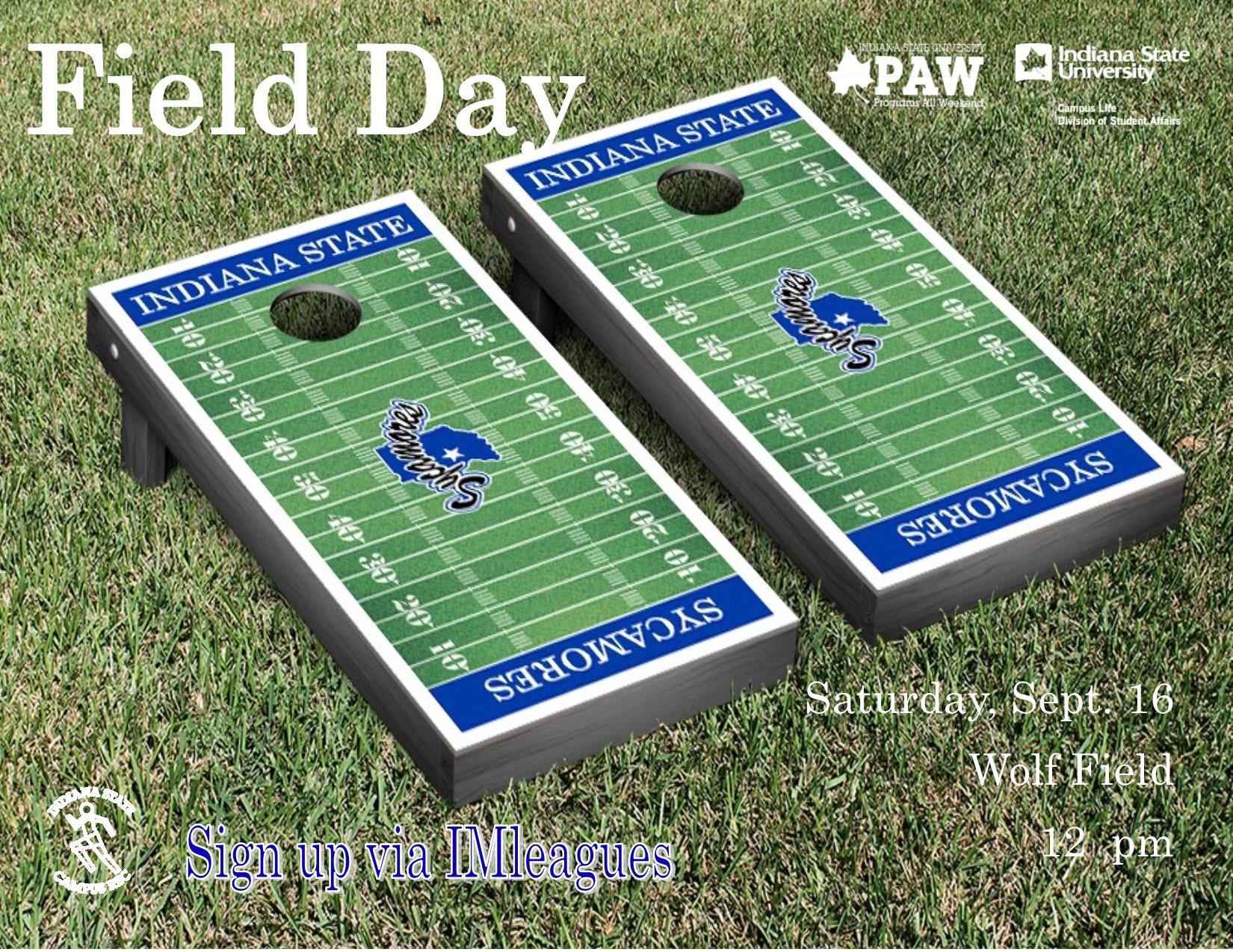 Field Day Program