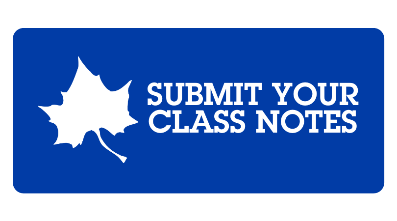Submit Class Notes