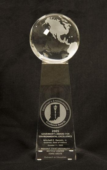 2005 Governor's award