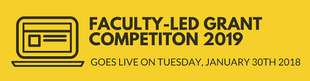 Faculty-Led Grant Competition