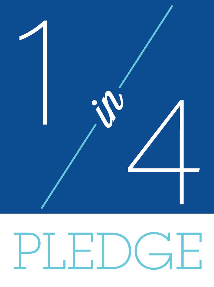 1 in 4 campaign  teaching pledge FCTE