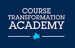 Course Transformation Academy