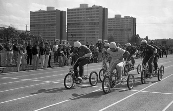 Trike 1968