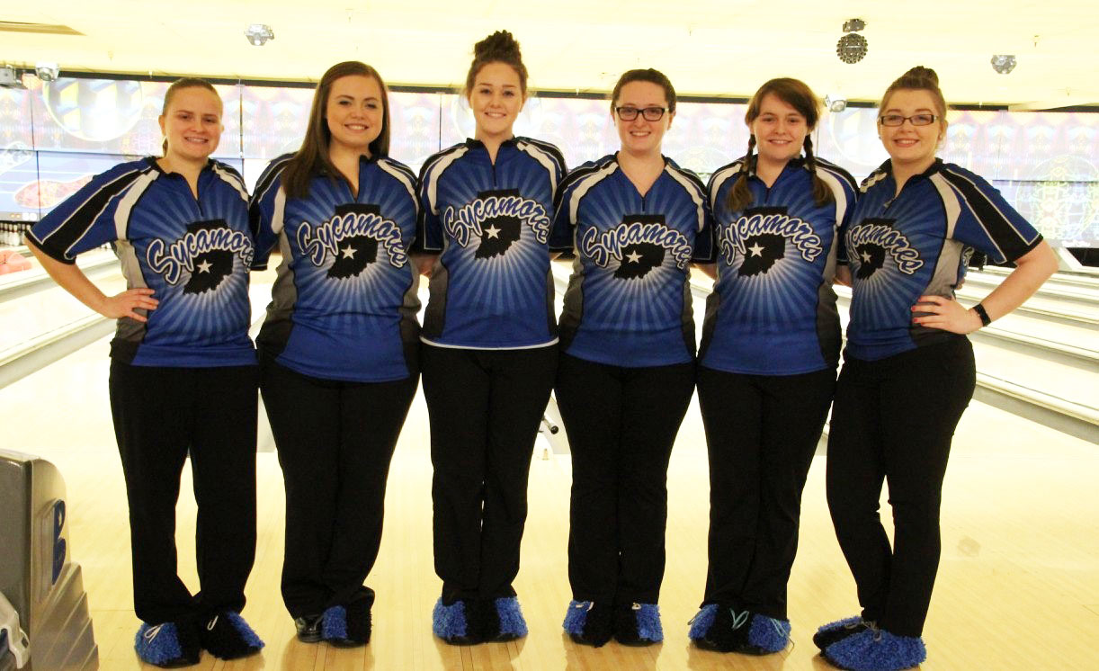 ISU Club Sports Bowling Team 2018
