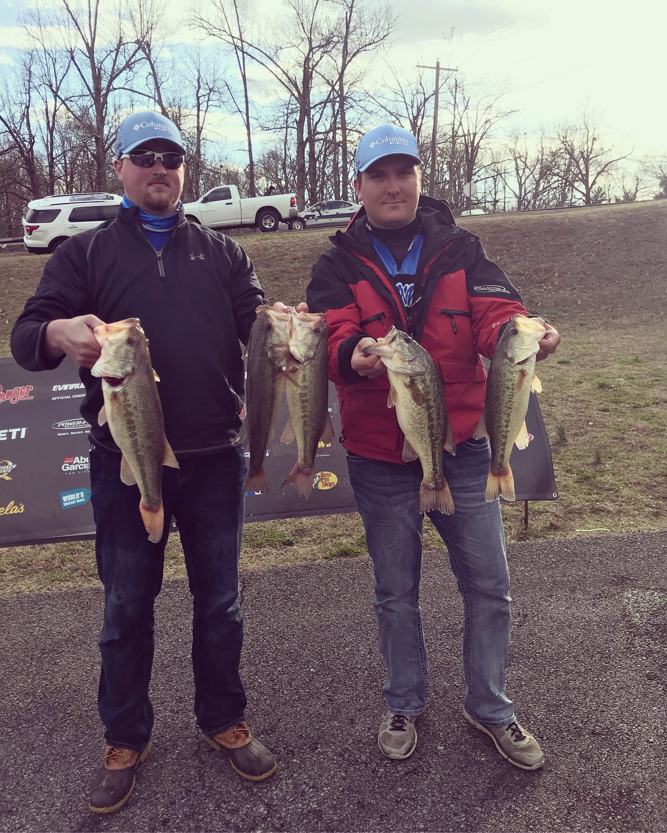 ISU Club Sports Fishing Team