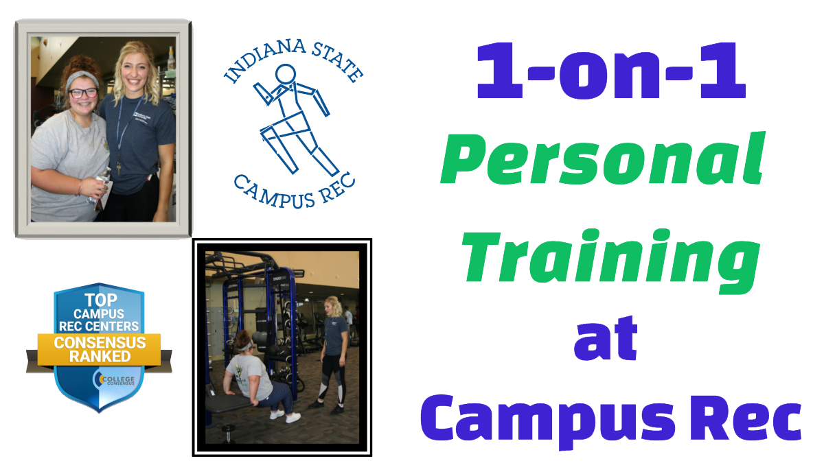 1-on-1 Personal Training banner June 2018