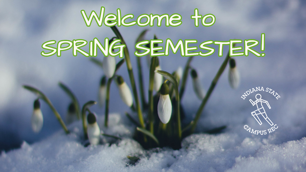 Spring Semester 2019 welcome