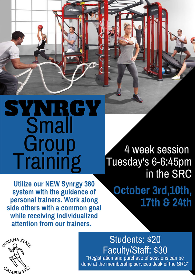 Synrgy360 Small Group Sessions