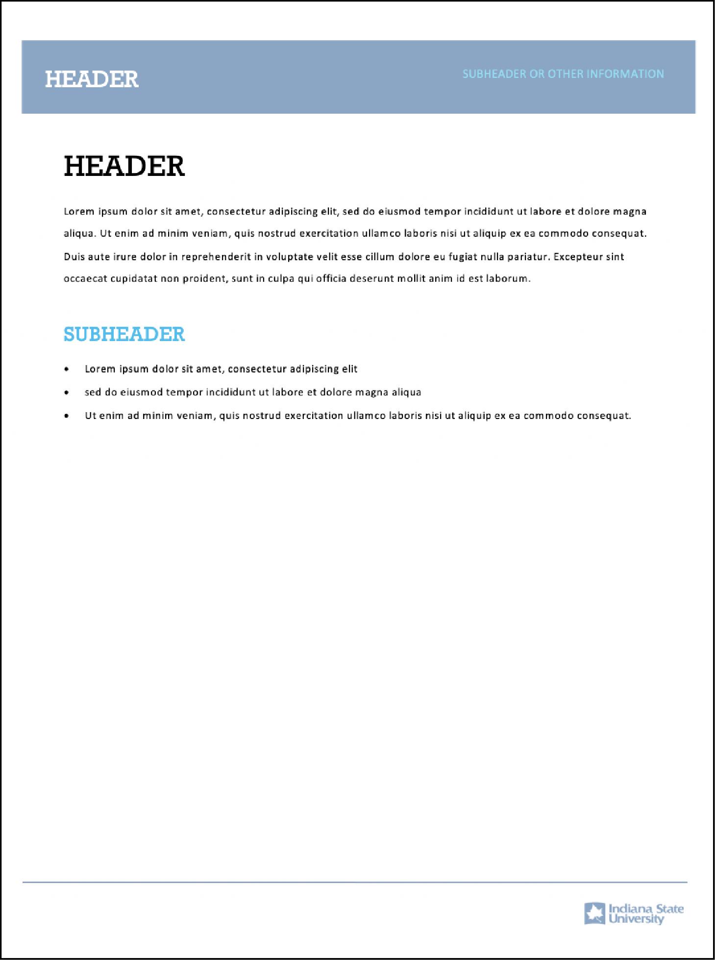 print template 1