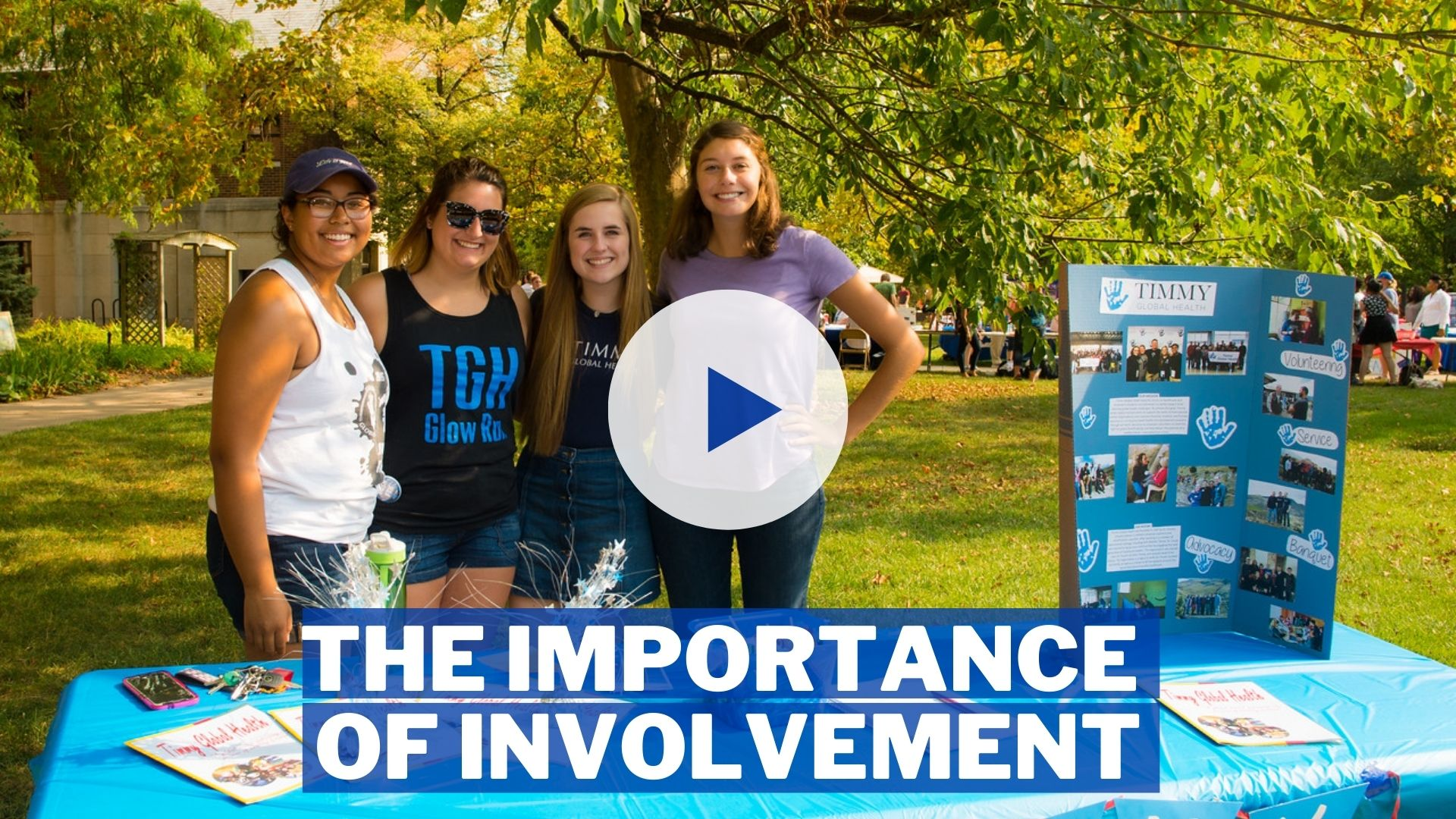 The Importance of Involvement