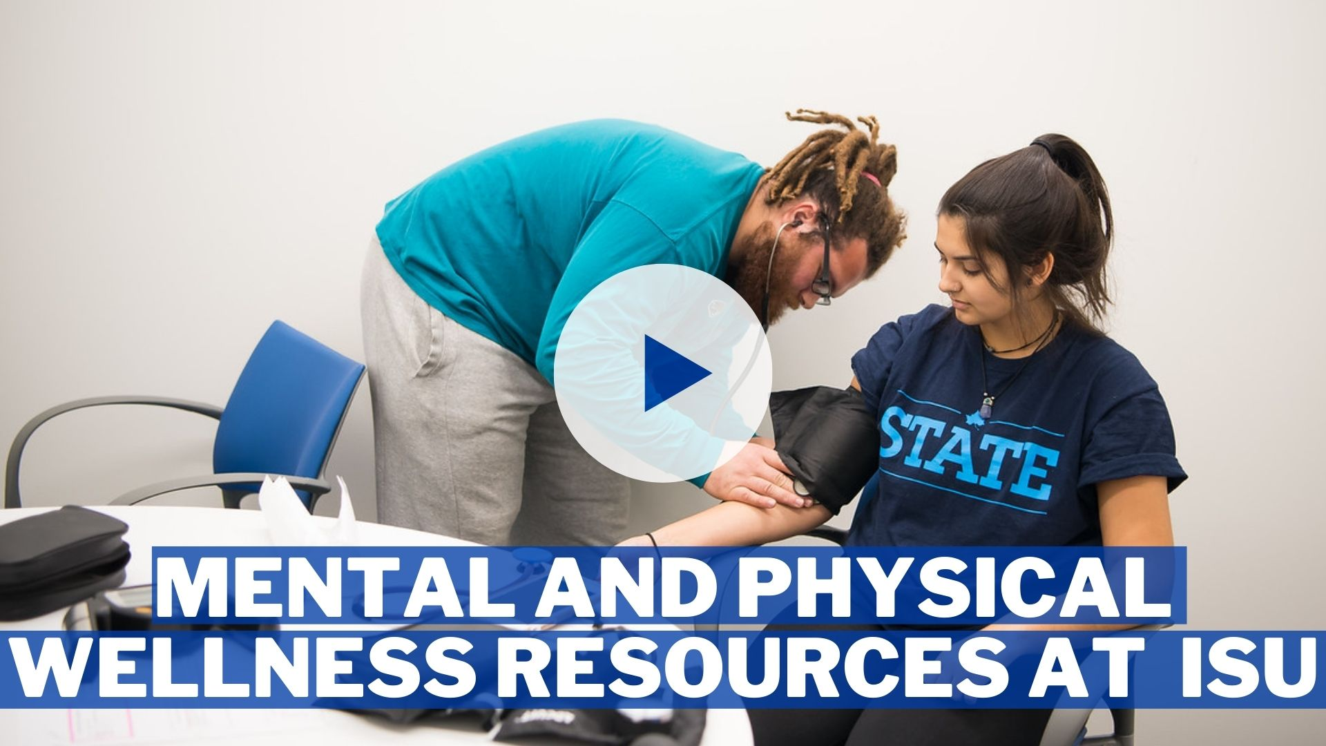Mental and Physical Wellness Resources at ISU