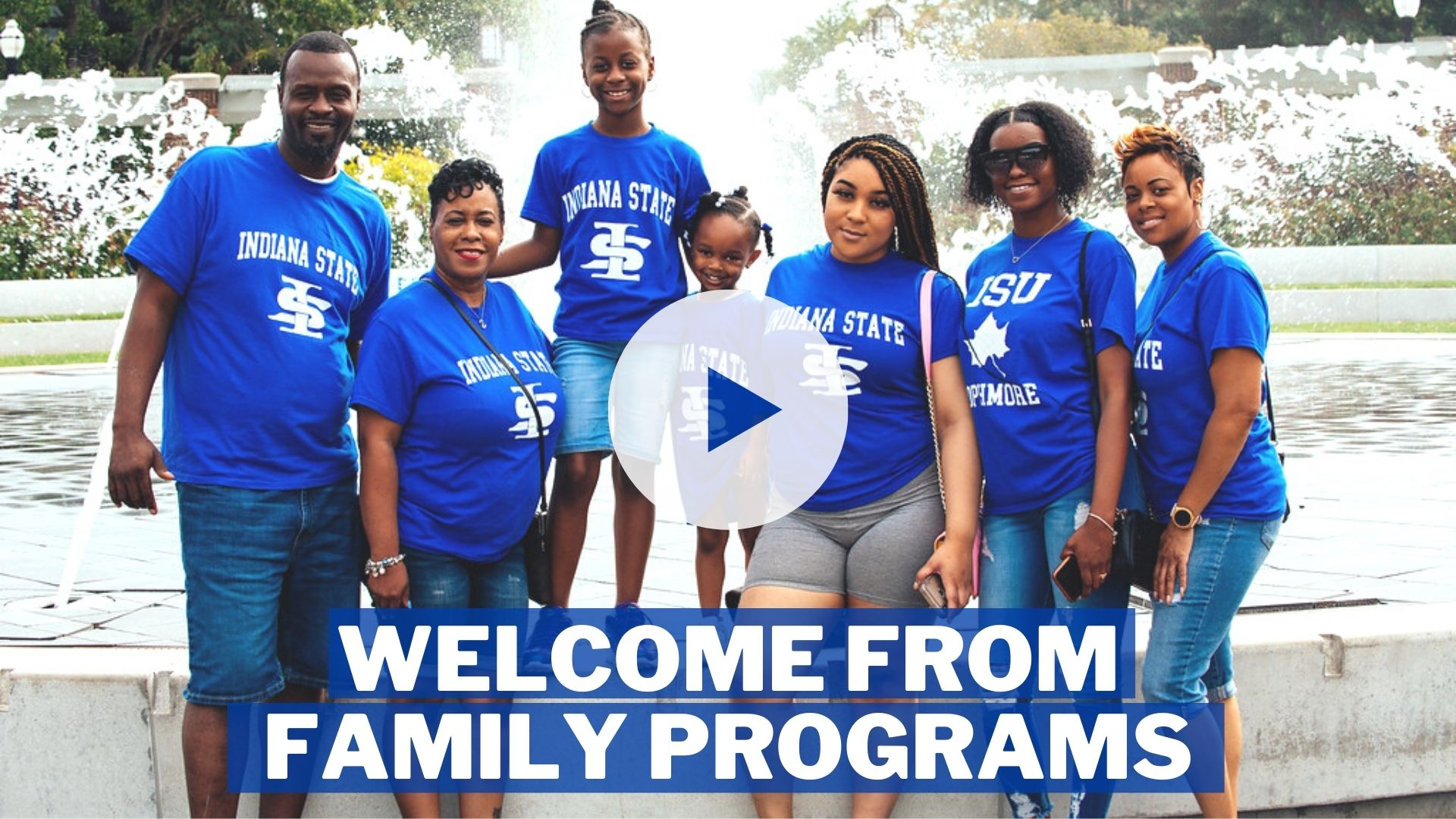 Welcome from Family Programs
