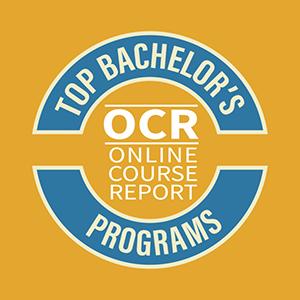 OCR Top Bachelor's Logo