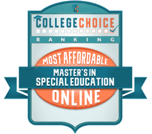 Special Education Most Affordable Logo