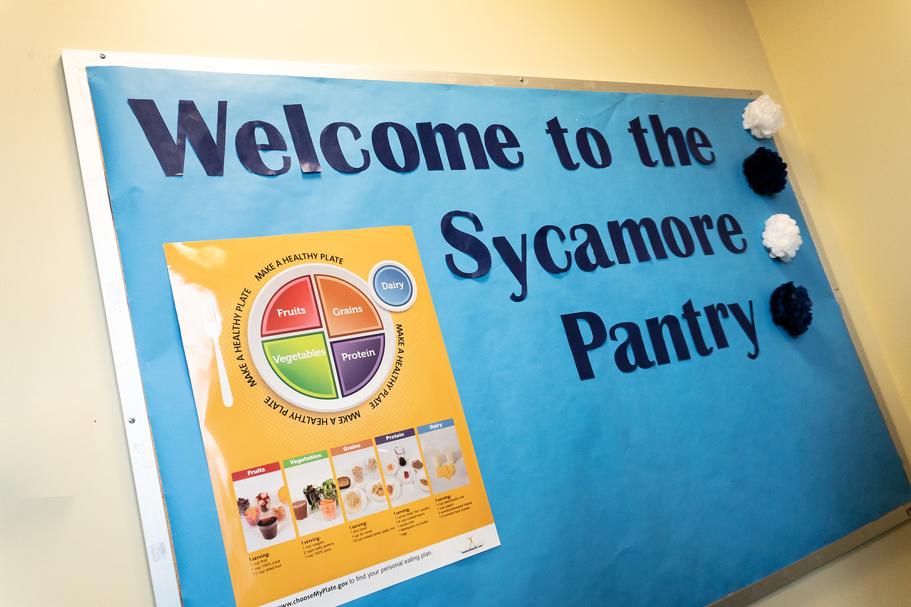 About Sycamore Pantry