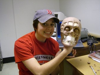 Forensics Facial Reconstruction