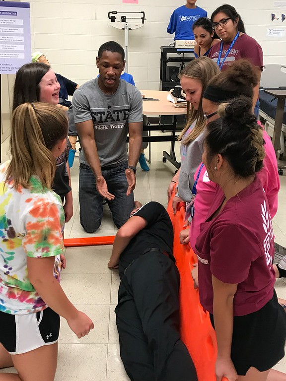 Athletic training honors