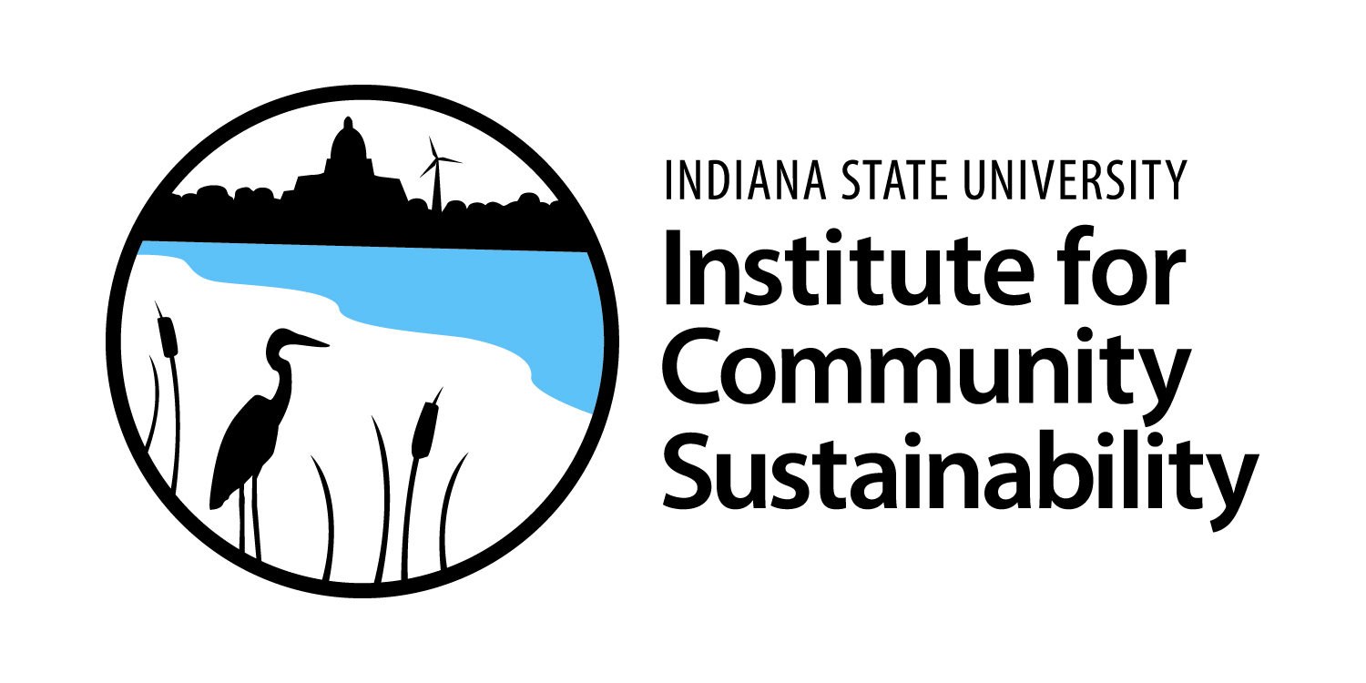 ISU Institute for Community Sustainability Logo