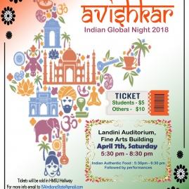 Indian Global Night 2018