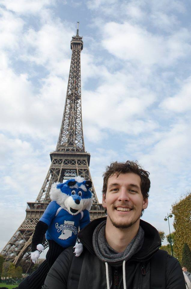 Study Abroad - France